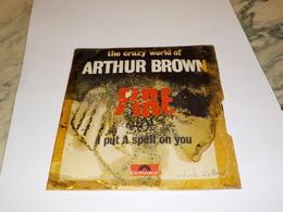 45 TOURS ARTHUR BROWN FIRE 1968 - Rock