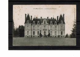 35 - BRUZ - Château Des Ormeaux  - 1906 - Autres Communes