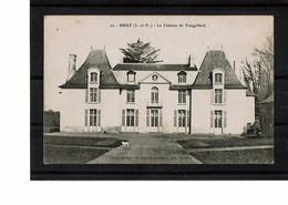 35 - BRUZ - Château De Vaugaillard  - 1907 - Autres Communes