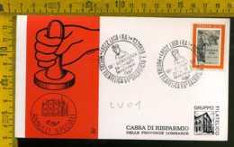 Repubblica Annullo Speciale Lugo Ravenna - 6. 1946-.. Repubblica