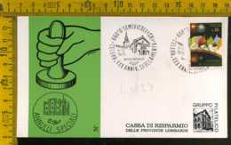 Repubblica Annullo Speciale Semivicoli Chieti - 1971-80: Storia Postale