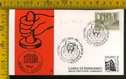 Repubblica Annullo Speciale Carpi Modena - 1971-80: Storia Postale