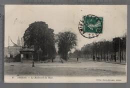 """80 - AMIENS - Le Boulevard Du Mail  - Entrée Exposition Des Horticulteurs De Picardie """"les Fruits De Table"""" - Amiens"""
