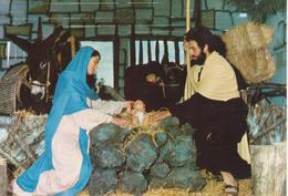 SANTA VENERINA - NATALE - SACRA RAPPRESENTAZIONE DEL PRESEPE 1985-1986 - ANIMATA - VIAGGIATA 1986 - Ragusa