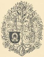 Ex Libris Rose Marie Schmidt - Walter Clemens Schmidt (1890-1979) - Ex-libris