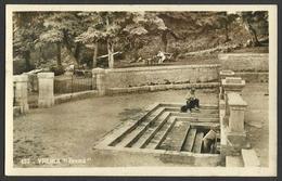 CROATIA,HRVATSKA VRLIKA Cesma Fountain Old Postcard (see Sales Conditions) 01125 - Croazia