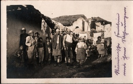 !  Fotokarte Aus Ramnicu Sarat, Rumänien, 1917, Romania, Feldpost, Photo - Roumanie
