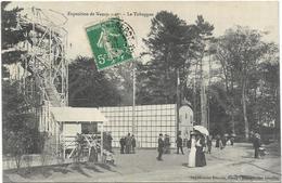 REF: 4176 - 54 - Exposition De NANCY Le Toboggan - Nancy