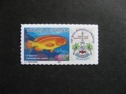 "Wallis Et Futuna: TB Timbre Autoadhésif :"" 73° Salon Philatélique D'automne... 2019"" .Neuf XX . - Wallis-Et-Futuna"