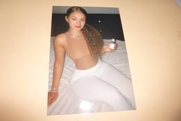 REPRODUCTION PHOTO ....BELLE JEUNE FEMME  SEXY - Personnes