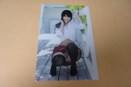 REPRODUCTION PHOTO ....BELLE  JEUNE FEMME ASIATIQUE SEXY.... - Personnes