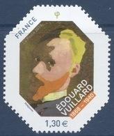 N° 5237A Jean Vuillard Faciale 1,30 € - Unused Stamps
