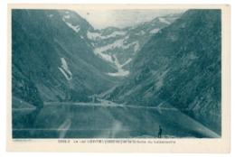 38 Le Lac Lovitel Et La Brêche Du Valsenestre (8870) - France