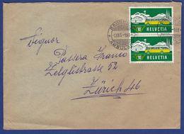 Bahnpost-Brief (br9070) - Railway