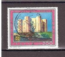 1977 £200 CASTEL DEL MONTE EUROPA CEPT - 1977