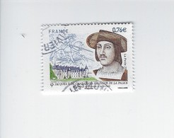 Personnalité Jacques II De Chavannes Dit Jacques De La Palice 4955 Oblitéré 2015 - Gebruikt