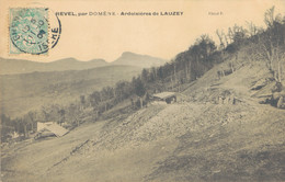 J66 - 38 - REVEL - Isère - Ardoisières De LAUZEY - France