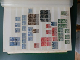 PETITE COLLECTION  FRANCE   TIMBRES PETIT FORMAT USAGE  BLOCS, OBl. ETC...1930/1963 - France