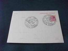 Cartolina Postale  ANNULLO FILATELICO FILATELIA GIOVANILE MOSTRA REGIONALE PIEVE LIGURE GENOVA - 1971-80: Storia Postale