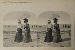Stereo - AK // Strand - Beach Fun // Am Strande Ca 189? - Postcards