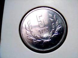 Armenia KM 56    5 Drams 1994 - Arménie