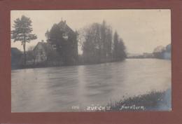 Photo - ZÜRICH - Hardturm - 1910 - ZH Zurich