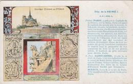 Les Pastilles Valda : Seine : Paris Saint-Denis Sceaux - Advertising