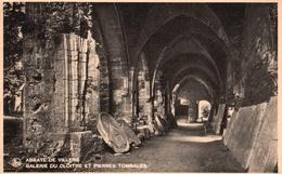 Villers-la-Ville - Abbaye De Villers, Galerie Du Clôitre Et Pierres Tombales - Villers-la-Ville