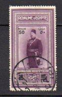 EGYPTE     Oblitéré     Y. Et T.   N° 144      Cote: 3,00 Euros - Egypt