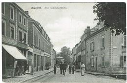 Rue Clairefontaine à DIEKIRCH Ed Th Mannon Champagne.Trés Belle Animation - Diekirch