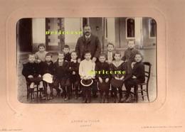 19  Lycée De Tulle  Photo - Anciennes (Av. 1900)