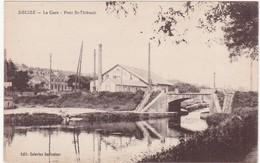 58 : DECIZE : La Gare - Pont St-thibault : - Decize