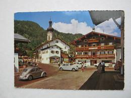 VW, Volkswagen , Schöne Karte, 1972 - Voitures De Tourisme