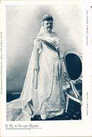 CPA AK H. M. De Koningin-Moeder BELGIAN ROYALTY (852095) - Königshäuser