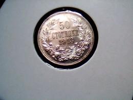 Bulgaria KM 30    50 Stotinki 1913 - Bulgarien