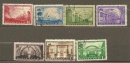 RUSSIE -  Yv N° 1467 à 14733 Complet   (o)  Métro De Moscou Cote  5,5 Euro  BE 2 Scans - 1923-1991 UdSSR