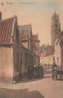 BRUGGE /  OOSTMEERS /  RUE EST DU MARAIS  / SCHARENSLIJP   1916 - Brugge
