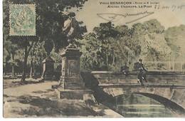 25 Vieux BESANCON Ancien Chamars Le Pont Colorisé   ....G - Besancon