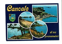 35 - CANCALE - Multivues  - 1910 - Cancale