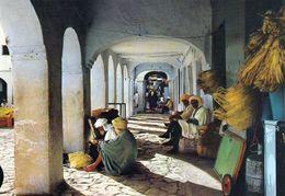 1 AK Algerien * Marktszene In Der Oasenstadt Ghardaia - Seit 1982 UNESCO-Weltkulturerbe * - Ghardaïa