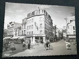 CPSM 50 Granville Rue Paul Poirier - Granville