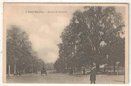 94 - SAINT-MAURICE - Avenue De Gravelle - Pouydebat 8 - Saint Maurice