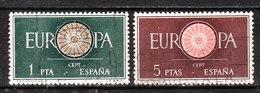 975/76  Europa 1960 - Série Complète - Oblit. - LOOK!!!! - 1931-Aujourd'hui: II. République - ....Juan Carlos I