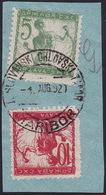 "Maribor, ""I. Slovanski Orlovski Tabor"", Commemorative Cancellation On Piece, 1. AUG. 1920 - Used Stamps"