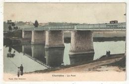 77 - CHARTRETTES - Le Pont - Edition Piquet - 1905 - Bois Le Roi