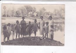 CPA  PHOTO GROUPE DE FEMMES En 1922! - Photographs