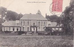 CHATEAU DE MESMONT  PRES  PERONNE - France