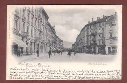 BIEL / BIENNE - Bahnhofstrasse - 1900 - BE Berne