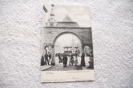 """Chimay """"Entrée Monumentale Du Parc"""" - Chimay"""
