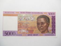 Madagascar: 5000 Francs 1995 - Madagascar